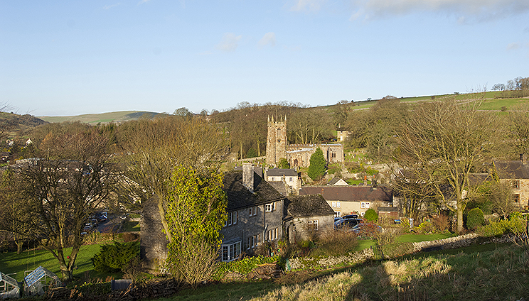 Hartington, Derbyshire