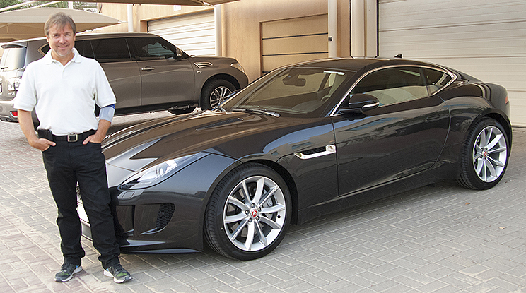 F_type Jaguar