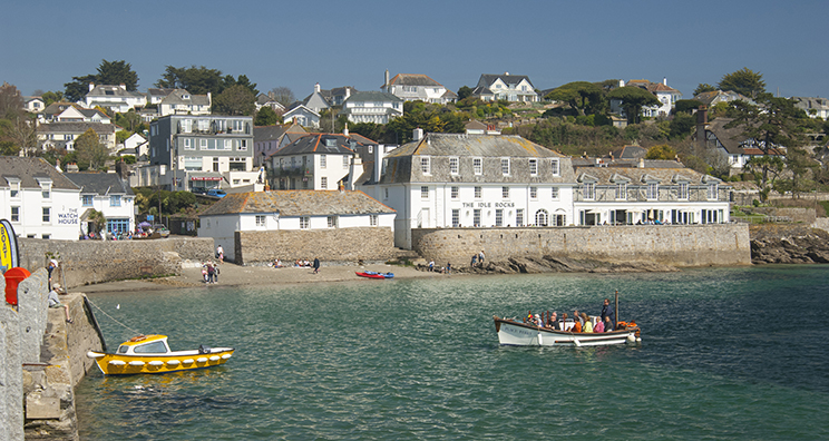 Place Ferry, St. Mawes