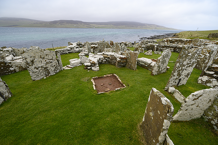 The Broche, Orkney